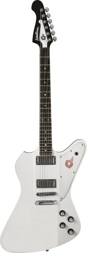 Washburn USM-PS10WHK Signature Series Electric Guitar, White (Washburn White Guitar)
