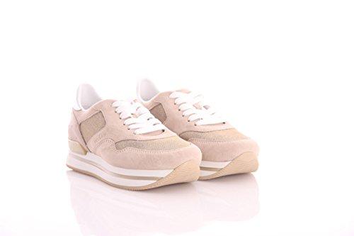 Hogan Sneakers Beige H222 Beige Hogan Mujer H222 Mujer Sneakers Hogan TwnBnFUO