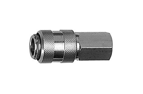 Schnellverschlusskupplung NW 7,8, Edelstahl 1.4305, Innengewinde G 1/4 RI-243.60A