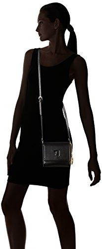Trussardi Womens Black body Cross Nero Trussardi Bag Womens 19 75b557xx53 OTqxn4TPU