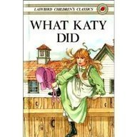 book cover of What Katy Did