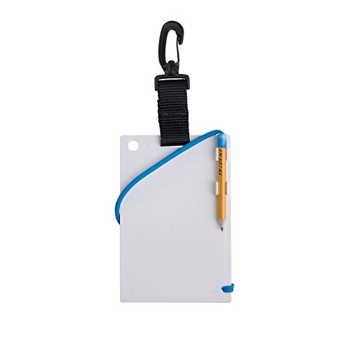 Trident Underwater Writing Slate with Clip 4 x 6