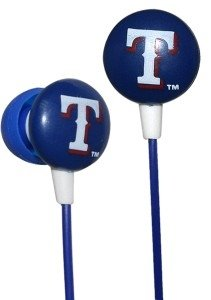 Texas Rangers Ear Buds -