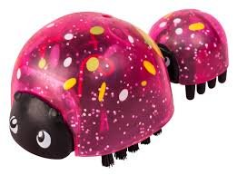 NEW! Little Live Pets - LIL LADYBUG and BABY Single Pack - Moves and Plays Just Like a Real Ladybug Lil' Sprinkles (Ladybug Infant Costume Lil)