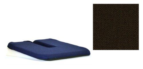 ZB McCartys Sacro Ease Coccyx Cutout Chair Seat Cushion Brown