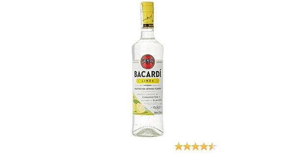 Bacardi Limon - 700 ml