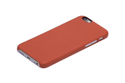 Bellroy Leather iPhone Phone Tamarillo