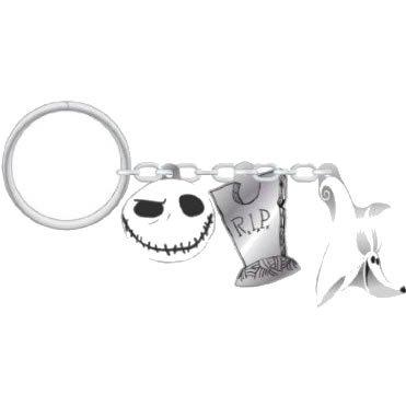 istmas Jack Charms Design Enamel Key Chain Keychain (Enamel Car Charm)