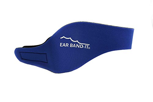 EAR BAND-IT Swimming Headband – Invented by Physician – K...
