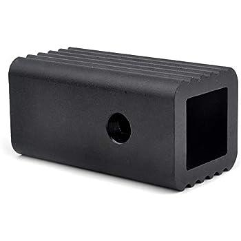 Rage Powersports 2 Class III//IV to 1.25 Class I//II Hitch Adapter Insert Sleeve