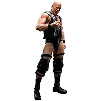 BANDAI S.H.FIGUARTS WWE THE ROCK 160MM MADE ACTION FIGURE THE ROCK