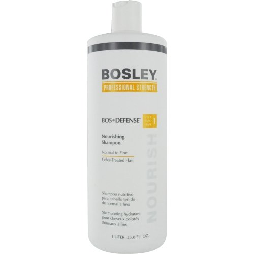 BOSLEY by Bosley BOS DEFENSE NOURISHING SHAMPOO NORMAL TO...