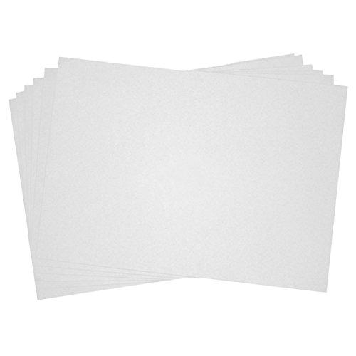 Blotter Refills - Artistic Blotter-Style Paper Desk Protector Value Pack, Light Gray (SBL45)