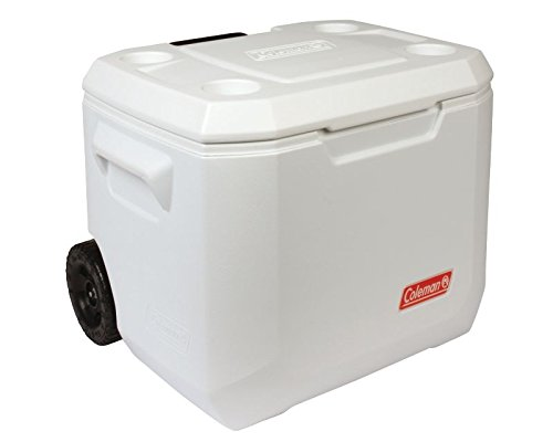 Coleman Xtreme Marine Wheeled Cooler, 50-Quart by Coleman