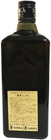 [古酒][液面低下あり] 黒角ニッカ ウイスキー1級
