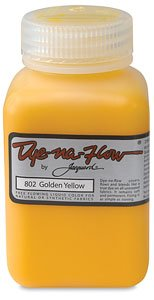 - Jacquard Dye-Na-Flow Fabric Color - Turquoise, 8 oz Bottle