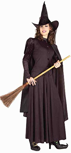 Forum Novelties Women's Classic Witch Costume - Pick Size (X-Large, Black) -