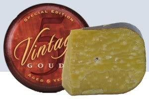 Gouda Farmers Vintage (4 Lb Cut) Aged 5 yrs from Holland