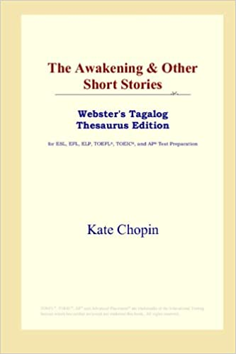Buy The Awakening & Other Short Stories (Webster's Tagalog