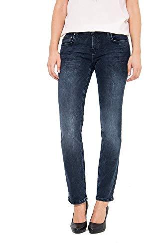 Jeans Fonc Femme Bleu ATT Jeans TxvwCqWRf
