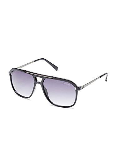 GUESS Factory Men's Oversized Navigator Sunglasses