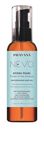 Hydra Replenishing Cream - PRAVANA NEVO HYDRA PEARL DROPS FROM THE AMAZON REPLENISHING HAIR OIL - 4oz NEW! by Pravana