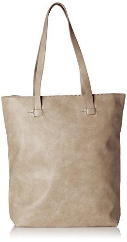 Esprit Accessoires 078ea1o003 - Shoppers y bolsos de hombro Mujer Beige (Light Taupe)