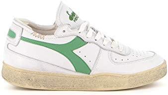 Diadora Sneakers Pelle Bianca. 41