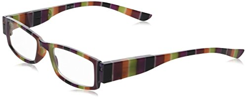 EVIDECO LED Reading Glasses with Light, LG Rainbow Optic By Finess Power +3.5