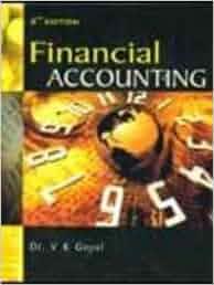 Financial accounting author Dr  V  K  Goyal pdf free