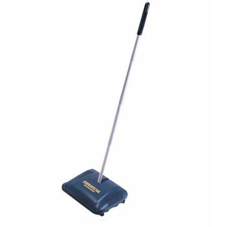 Oreck Commercial Restaurateur Sweeper, Blue, 12 1/2 x 8 x 43 1/2