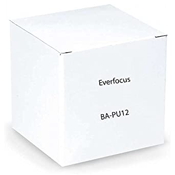 Amazon.com: EverFocus ba-pu12 rack mount para palun, Holds ...