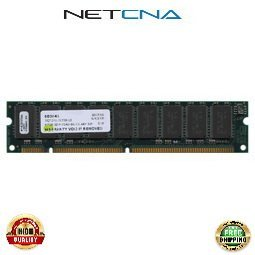 S26361-F1666-L503 32MB Fujitsu PC66 ECC SDRAM DIMM 100% Compatible memory by NETCNA USA (Pc66 Sdram Ecc Memory)