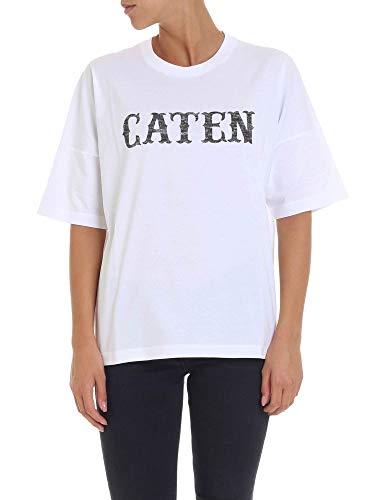 Dsquared2 Mujer Blanco Algodon shirt T S72gd0115s22427100 w0qgxYa