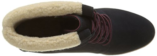 Boots Hilfiger Tommy B1285randy Donna Blu Stivali Desert 1bw Midnight pd7Xw4x7