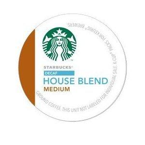 Starbucks House Blend Coffee - 8