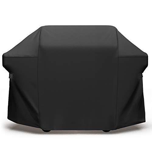 SHINESTAR 60-Inches Grill Cover for Dyna Glo 5-Burner, Kenmore 4-Burner, Brinkmann 4-Burner Gas Grill - Heavy Duty Waterproof Grill Cover (Brinkmann 5 Burner Grill)