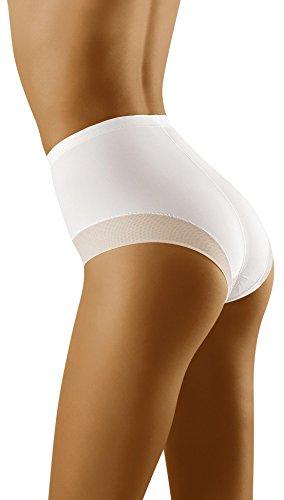 Wolbar Bragas para Mujer WB181 Blanco