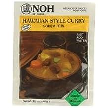 Hawaiian Curry Seasoning