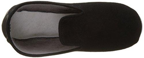 Rondinaud Damen National Niedrige Hausschuhe Noir (Chaudron)