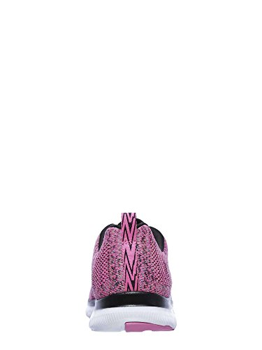 Femmes Rose Sports 38½ Skechers Chaussures 12756 TFxwWHP