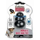KONG Extreme Dog Toy, XX-Large, Black