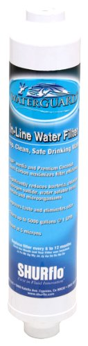 SHURFLO 5098A 94-009-50 Waterguard Super Premium Replacement Universal in-Line Filter by SHURFLO (Image #2)