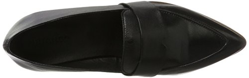 Bianco Dames Acute Loafer 25-49308 Slipper Zwart (black)