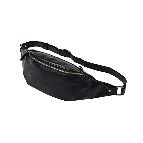 Cicony Fanny Pack Adjustable Running Belt with 3 Zip Pockets Running Hiking Outdoor Sport Waist Bag Money Hip Pouch Pack for Men Women