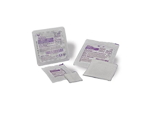 Curity - AMD - USP Type VII Antimicrobial Gauze Sponge Curity - AMD - Gauze 8-Ply 2 X 2 Inch Square Sterile - 100/Box - McK (Antimicrobial Amd Dressing)