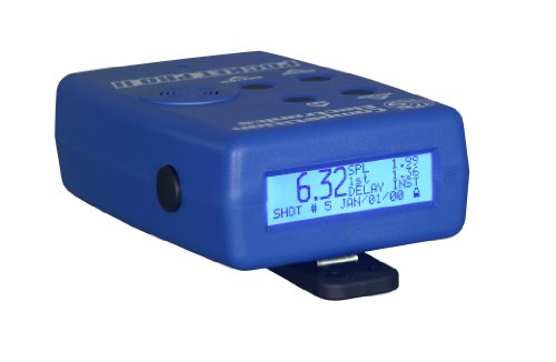 Competition Electronics Pocket Pro II Timer Blue CEI-4700 (Best Pistol Shot Ever)