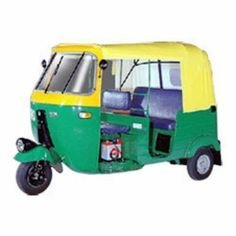 Yellow Tuk Tuk Bajaj Auto Taxi 3 Wheeler Soft Canopy Roof Top Hood Cover- 17000103