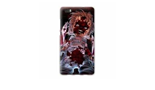Amazon.com: Case Carcasa SFR Starxtrem 4 Horreur - - Chucky ...