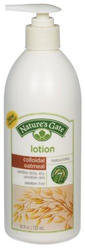 Nature's Gate Colloidal Oatmeal Moisturizing Lotion for Itchy, Dry & Sensitive Skin - 18 oz - 2 pk